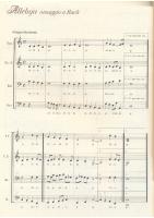 Caselli-Alleluja omaggio a Bach-TTBB