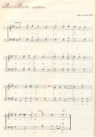 Caselli-Ave Maria antifona-TTBB