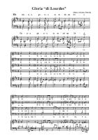 Berzolla-gloria di lourdes ordinario della messa-SCTB