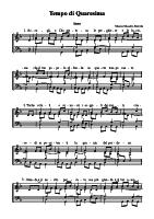 Berzolla-tempo di quaresima liturgia delle ore-SCTB