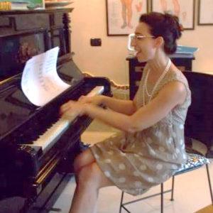 Silvia Marcolongo, cantante e direttrice di coro